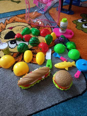 Овочі,фрукти фаст-фуд.