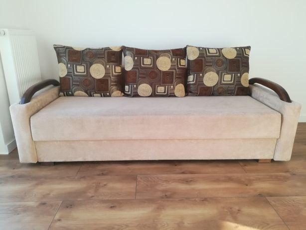 Sofa kanapa rozkładana - bardzo dobry stan