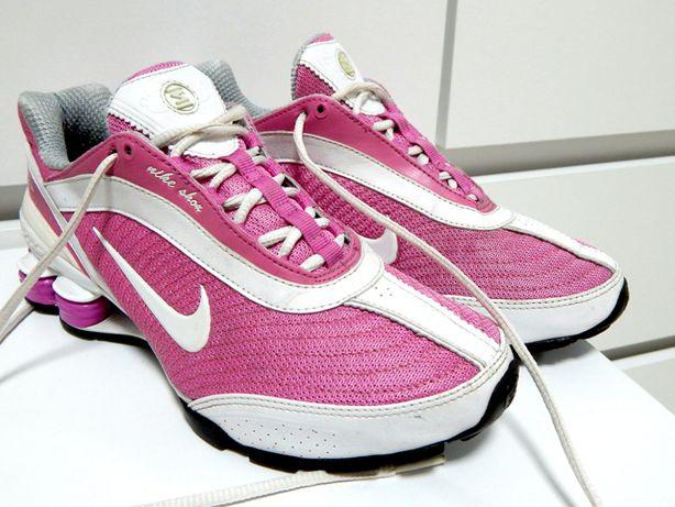 Nike shox - r.39 -(Nikeid.)