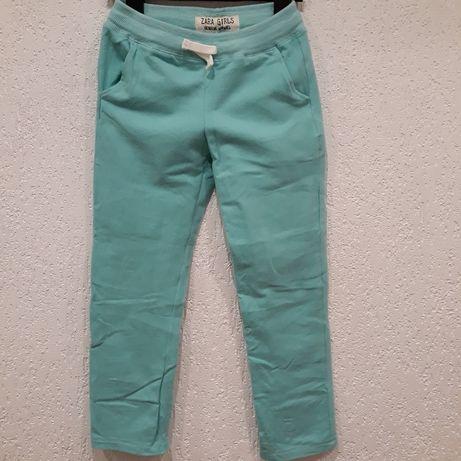 Spodnie dziewczęce Zara Girls 122 cm.