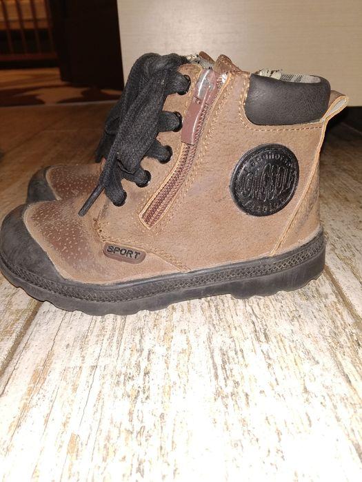 Ботинки для мальчика Чернигов - изображение 1