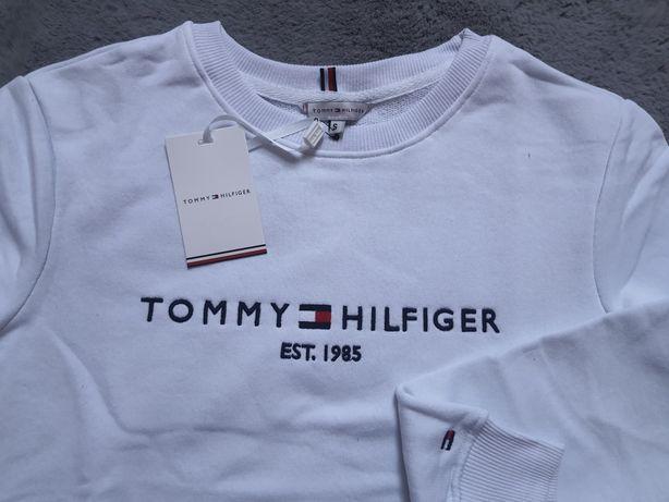 Biala bluza Tommy Hilfiger