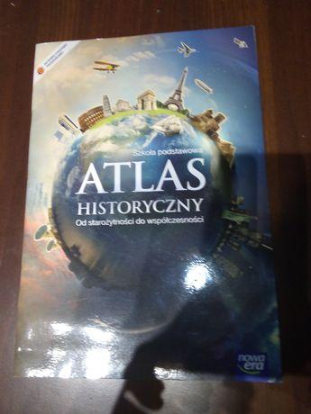 Atlas historyczny szkoła podstawowa