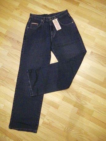Spodnie męskie jeans oryginalne GRAWIK roz.35/32