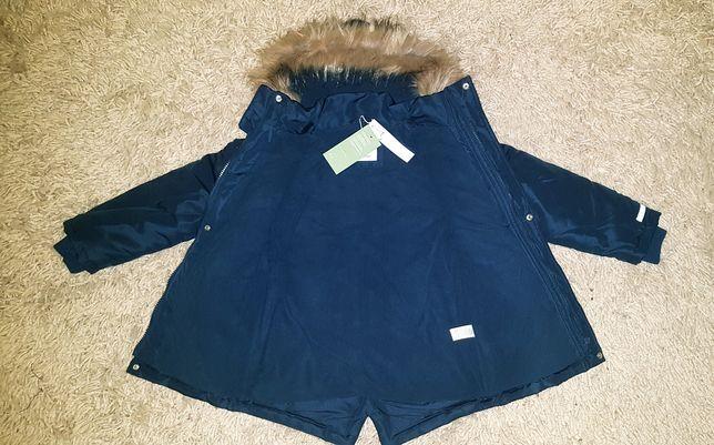 Куртка Зима лижна 134/140см Польща FF kiko Waikiki Fox&Bunny