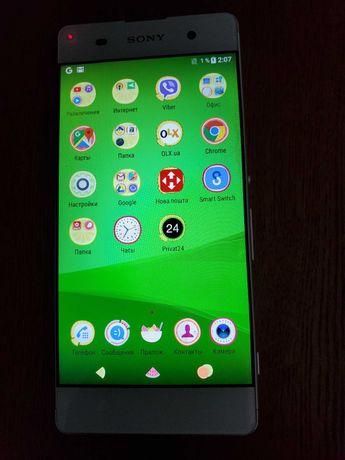 Смартфон Sony Xperia DUAL SIM XA 3112