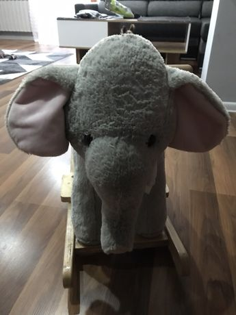 Słoń bujany