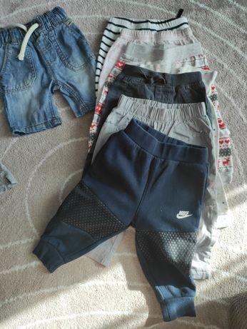 Ubranka dla chłopca 6-9 miesięcy