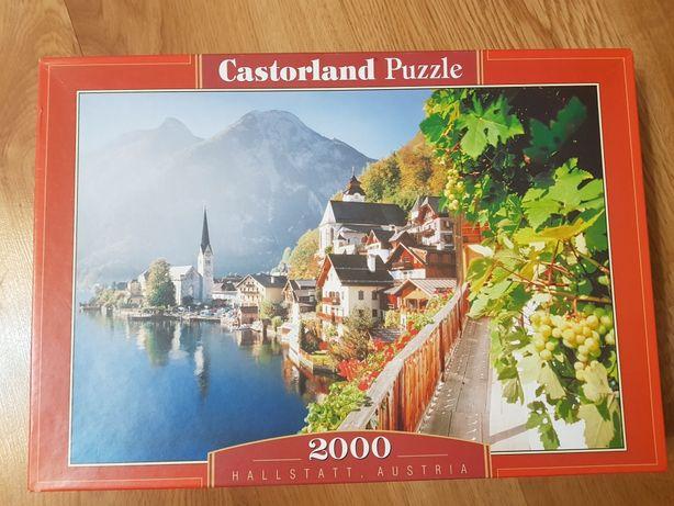 Puzzle Castorland 2000 elementów Austria