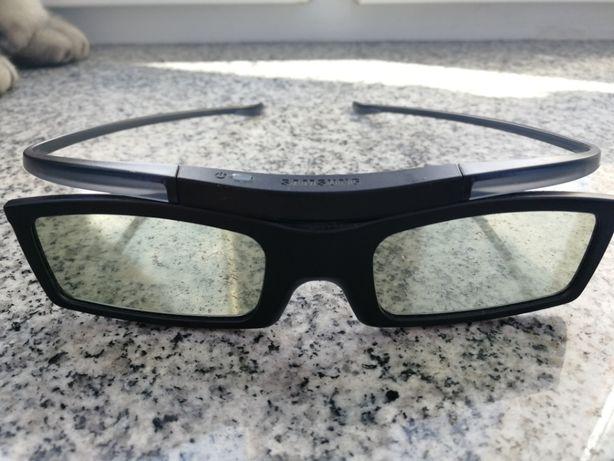 Okulary Samsung 3D