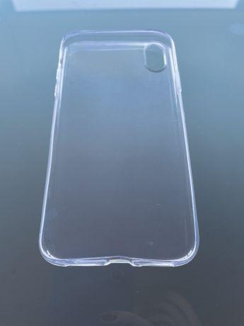 Capa transparente Iphone XR