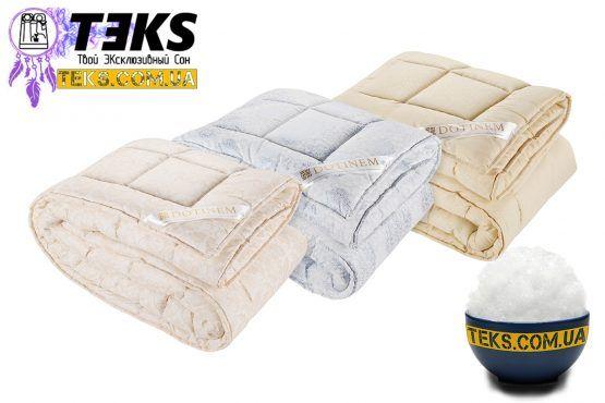 Одеяло CASSIA GRANDIS микрофибра холофайбер TEKS.COM.UA