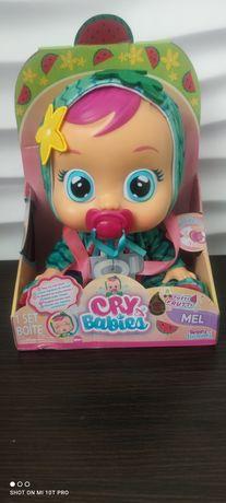 Лялька плакса кавунчик cry babies Кукла плакса