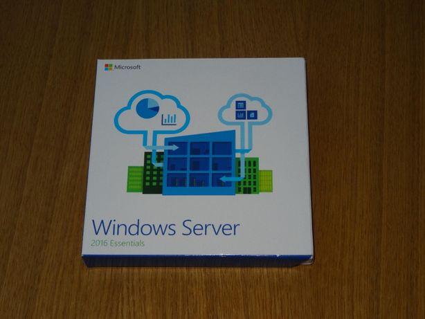 Microsoft Windows Server 2016 Essentials 64-bit BOX