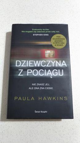 Książka Dziewczyna z pociągu Paula Hawkins