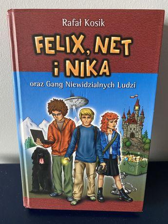 Felix , net i nika - gang niewidzialnych ludzi