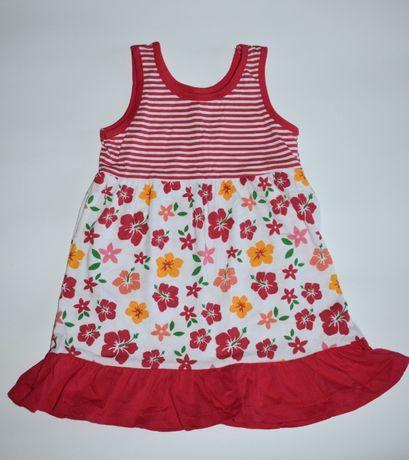 новый яркий летний сарафан для девочки swiggies размер 2t 2-3 года ори