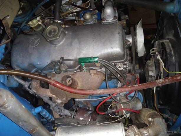 Двигун москвіч після кап ремонту
