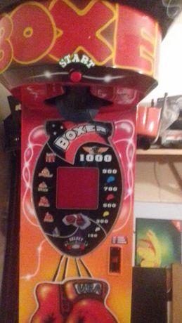 Automat zarobkowy Boxer