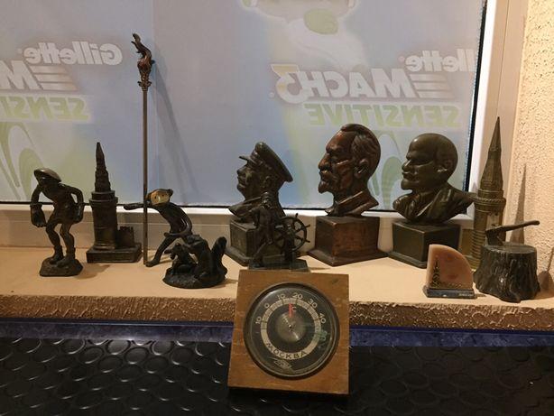 Продам статуетки бронзовые