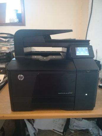 Impressora multifunções Hp Laserjet color 200M276n seminova