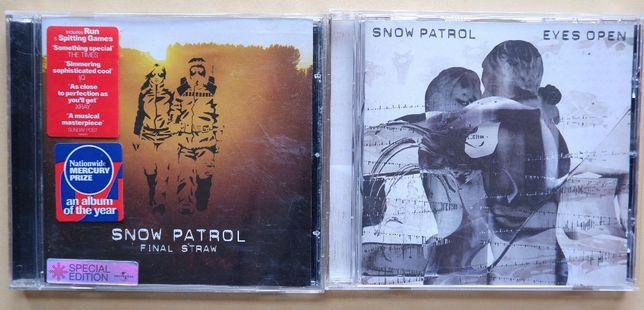 Snow Patrol 2 CD Final Straw Eyes Open