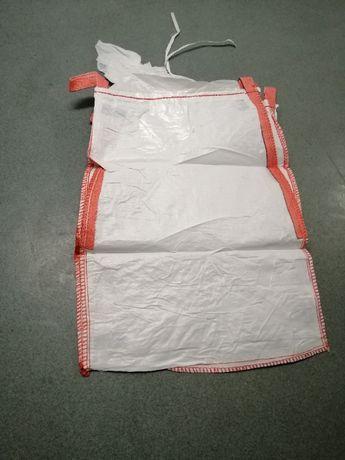 big bag z wkładem foliowym o rozmiarze 88x102x170cm HURT