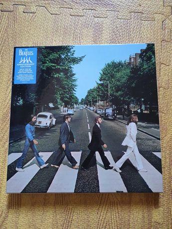 Box set 3xlps Beatles novo