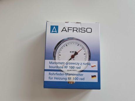 Afriso Manometr grzewczy RF 100 RAD