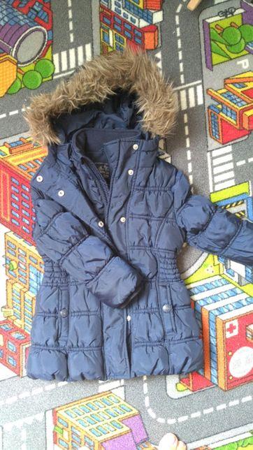 Зимняя курточка для девочки, пальто C&A Palomino, размер 92