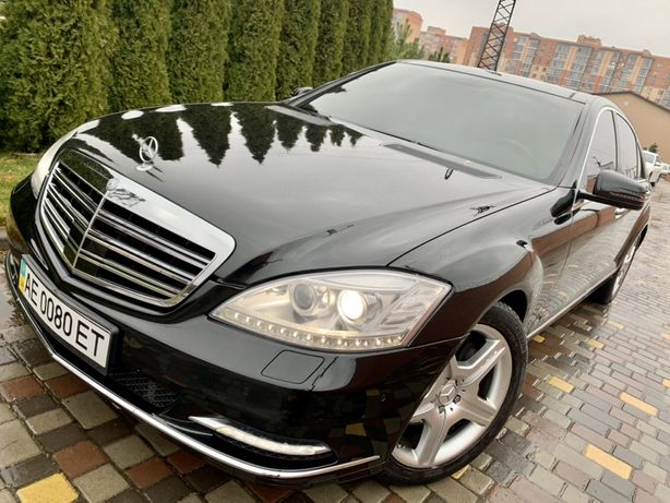 Mercedes-Benz S550 4matic Long AMG Restyling