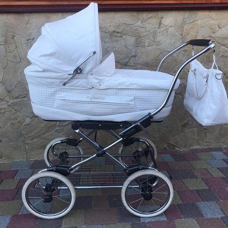 Добротная, удобная и надёжная коляска Inglesina