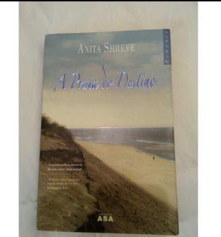 A praia do destino - Anita shreve