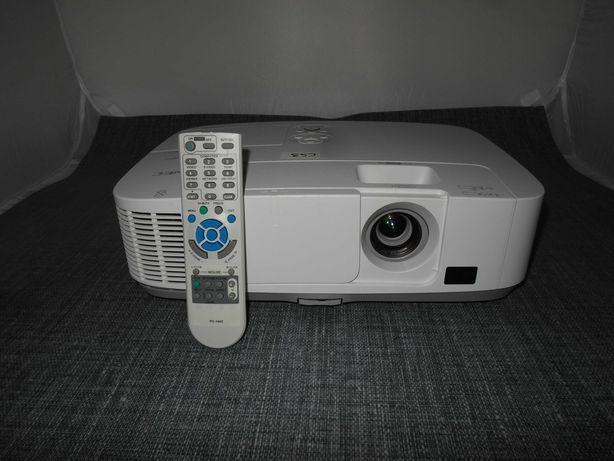 Projektor LCD NEC M420X 200ANSI HDMI PILOT super obraz łódź
