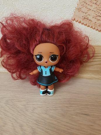 Кукла лол з волосами