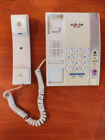 Стаціонарний телефон Hello-Tel HT-778