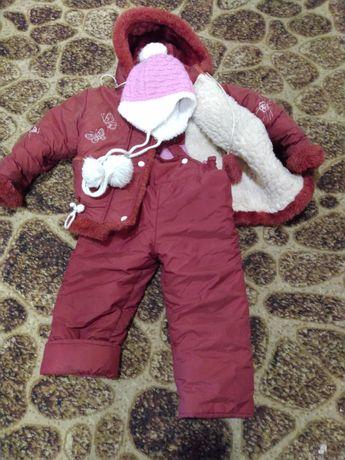 Детский комбинезон  на 2-3 года