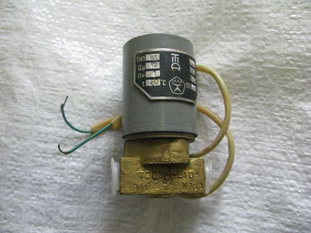 Клапан электромагнитный Т26314-010-02 220В под природный газ