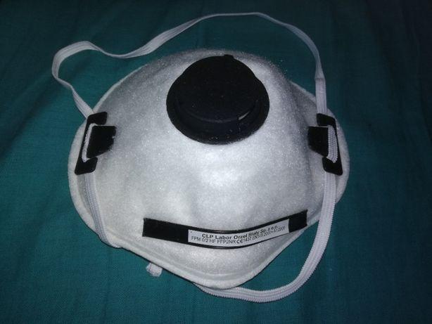 Maska przeciwpyłowa FFP2 z zaworem wydechowym-okazja