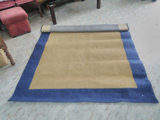Carpete impecável