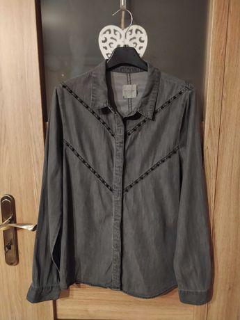 Koszula jeans S/M