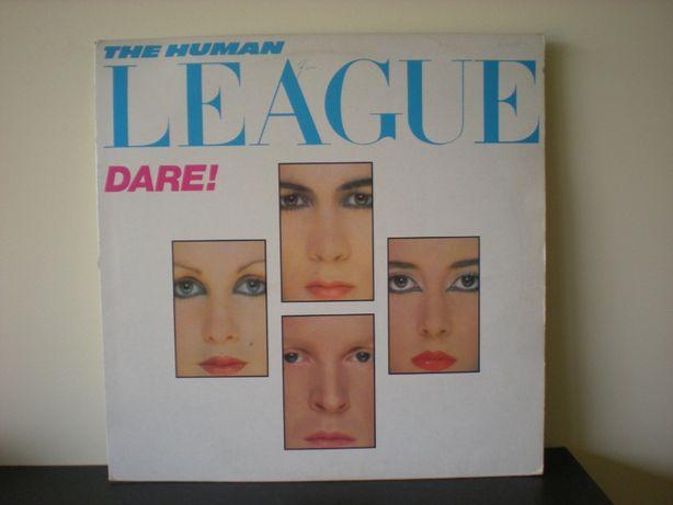 LP's Vinil: The Human League , Asia , Billy Idol