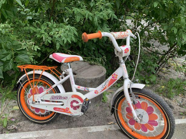Дитячий Велосипед Ardis Lillies 16