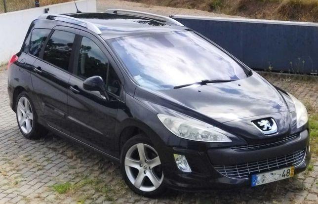 Peugeot 308 SW SPORT Edition 2008 1.6HDI 110cv CVM6