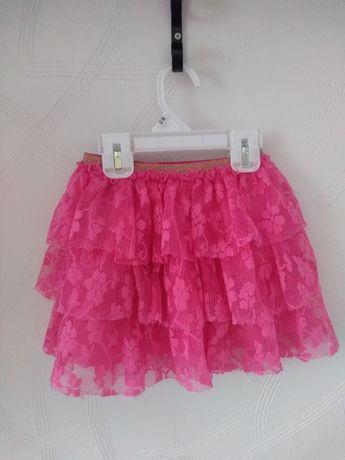 Różowa spódnica roz. 110 Pepco