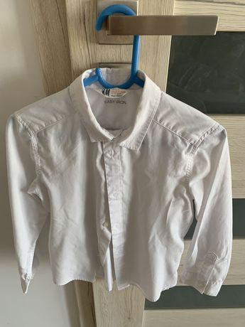 Koszula chłopięca h&m dlugi rekaw rozmiar 116, 5-6lat