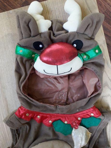 Карнавальный, новогодний, праздничный наряд, костюм оленя