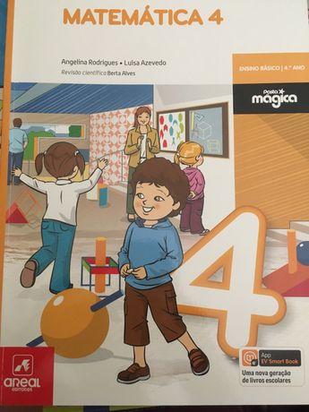Livro 4 ano pasta magica matematica