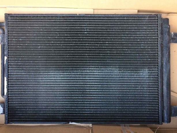Оригинальный радиатор кондиционера Шкода Октавия А5 2008 г.