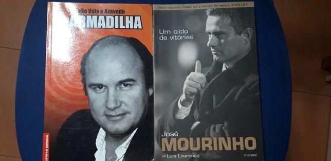 Vendo 2 livros por 5€